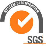 SGS UNI ISO 45001 certification